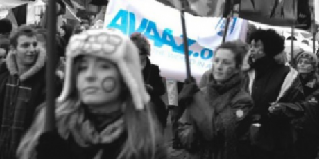 Avaaz Banner